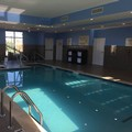 Swimming pool at Hampton Inn by Hilton Oklahoma City Northeast