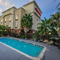 Swimming pool at Hampton Inn by Hilton Pearland
