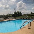 Swimming pool at Hampton Inn of Summersville