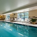 Swimming pool at Hampton Suites Camp Springs