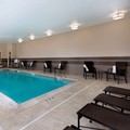 Swimming pool at Hampton by Hilton Lewiston / Auburn