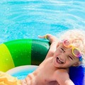 Swimming pool at Hampton by Hilton Philadelphia Bridgeport