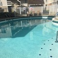 Swimming pool at Hawthorn Suites by Wyndham Akron / Fairlawn
