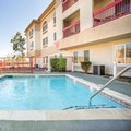 Swimming pool at Hawthorn Suites by Wyndham Livermore