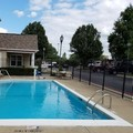 Swimming pool at Hawthorn Suites by Wyndham Louisville North