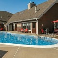 Swimming pool at Hawthorn Suites by Wyndham Merrimack Nashua Area