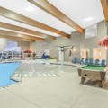 Swimming pool at Hawthorn Suites by Wyndham Oshkosh