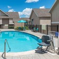Swimming pool at Hawthorn Suites by Wyndham St. Louis Westport Plaz