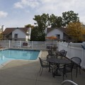 Swimming pool at Hawthorn Suites by Wyndham Troy Mi