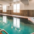 Swimming pool at Hazelwood Inn & Suites Best Western Signature Collection