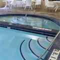 Swimming pool at Heartland Inn & Suites