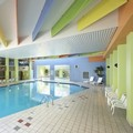 Swimming pool at Heidel House Resort & Spa