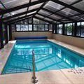Swimming pool at Helendorf River Inn Suites & Conference Center