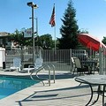 Swimming pool at Heritage Inn Express Chico