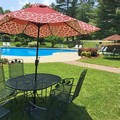 Swimming pool at Highland Lake Inn & Resort