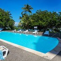 Swimming pool at Hilo Hawaiian Hotel