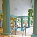 Swimming pool at Hilton Atlanta Perimeter Suites