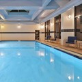 Swimming pool at Hilton Auburn Hills Suites