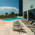 Pool image of Hilton Cocoa Beach Oceanfront