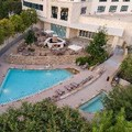 Swimming pool at Hilton Dallas / Plano Granite Park
