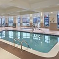 Swimming pool at Hilton Garden Inn Akron