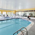 Swimming pool at Hilton Garden Inn Allentown West