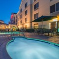 Swimming pool at Hilton Garden Inn Arcadia Pasadena