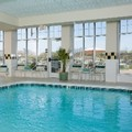 Swimming pool at Hilton Garden Inn Auburn Riverwatch