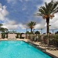 Swimming pool at Hilton Garden Inn Beaumont