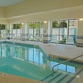 Swimming pool at Hilton Garden Inn Boston / Waltham