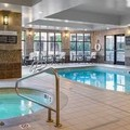 Swimming pool at Hilton Garden Inn Bozeman