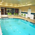 Swimming pool at Hilton Garden Inn Bridgewater