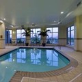 Swimming pool at Hilton Garden Inn Chicago / Lake Forest