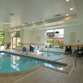 Photo of Hilton Garden Inn Chicago North Shore Evanston Pool