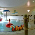 Swimming pool at Hilton Garden Inn Chicago O'hare Airport