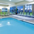 Swimming pool at Hilton Garden Inn Cincinnati / Mason