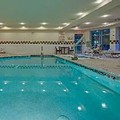 Swimming pool at Hilton Garden Inn Cleveland Airport