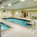 Swimming pool at Hilton Garden Inn Cleveland East / Mayfield Village