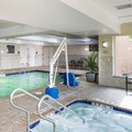 Swimming pool at Hilton Garden Inn Coliseum