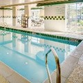 Swimming pool at Hilton Garden Inn Colorado Springs North