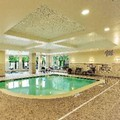 Swimming pool at Hilton Garden Inn Columbia / Northeast