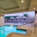 Swimming pool at Hilton Garden Inn Covington / Mandeville
