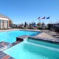 Swimming pool at Hilton Garden Inn Dallas / Allen