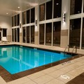 Swimming pool at Hilton Garden Inn Dallas at Hurst Conference Center