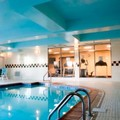 Swimming pool at Hilton Garden Inn Dayton / Beavercreek