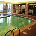 Swimming pool at Hilton Garden Inn Devens Common