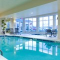 Swimming pool at Hilton Garden Inn Dover