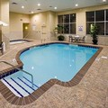 Swimming pool at Hilton Garden Inn Downtown Mankato
