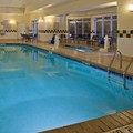 Swimming pool at Hilton Garden Inn Eden Prairie