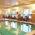 Swimming pool at Hilton Garden Inn Falls Church